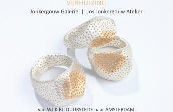 VERHUIZING Jonkergouw Galerie | Atelier – juni