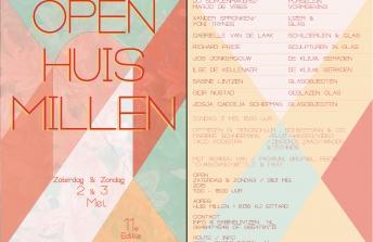OPEN HUIS MILLEN | De Kliuw | Sittard 2 & 3 mei