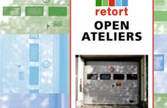 Retort Open Ateliers Amsterdam | 7 & 8 oktober 2017